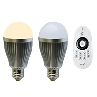 CCT Adjustable and Dimmable 5W 7W 9W LED Bulb light 2700-6500K adjustable made by Okledlights