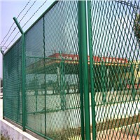 Wire Mesh Fence / Expended Metal