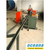 Automatic Steel Wire Straightening and cutting machine