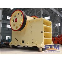 PE Series Large Capacity Rock Jaw Crusher