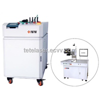 Steel/Metal Fiber Laser Welding Machine--Galvanometer Scanner & worktable