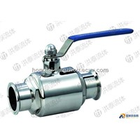 stainless steel ss304 sanitary ball valve