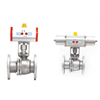 DOUBLE ACTING PNEUMATIC BALL VALVE