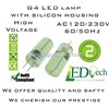 AC120V/AC230V,High voltage G4, LED 2W,32 pcs,SMD 3014,Taiwan Epistar chips,no.30941