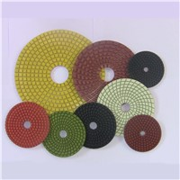 Granite Floor Polishing Diamond Wet Pad