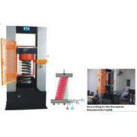 spring lateral testing machine