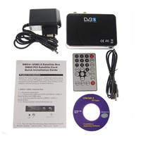 USB Satellite TV Receiver box