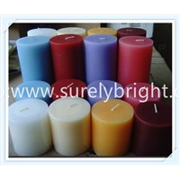 pillar candle, pillar candles, white candle, church candle, china candle, candle, candles
