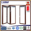 high quality Aluminum bifolding doors