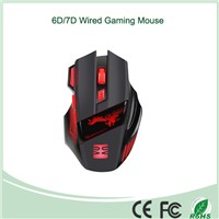 2400 DPI 7D Adjustable LED USB Optical Gaming Mouse PC Laptop Pro Gamer