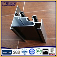 High quality China aluminium extrusion profile price per kg