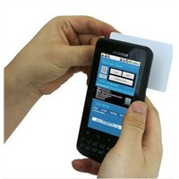 Android Industrial PDA/Hf UHF RFID Reader/WiFi Bluetooth 1d 2D Barcode Scanner/GPS GSM Camera 3G