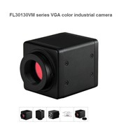FL30130VM series VGA color industrial camera