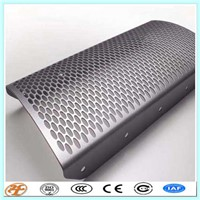 ISO 9001:2008 Stainless Steel Perforated Sheet