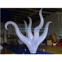 Inflatable Decorative Flame Light