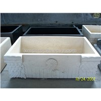 Granite Marble Travertine Farm Sink