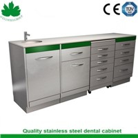 SSC-17 Stainless Steel Dental Furniture Cabinet