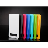 5,000mAh ultra-slim Power Bank , with led display,Li-polymer Battery Cell with CE and RoHS