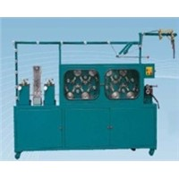 Auto Metal zipper Polishing Machine