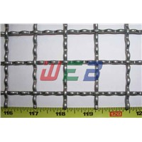Expoter Selling Double Intermediate Crimped For Decorative Protective Mesh