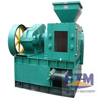 China high quality coal slime briquetting machine