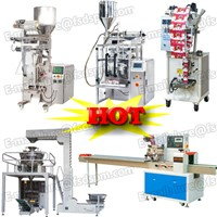 Packaging machine for anti bacterial litter/crystals granule bag-wrapping packing machinery