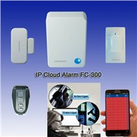 IP Cloud Alarm System For Home Security FC-300