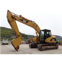 used caterpillar 320CU crawler excavator