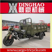 quality heavy loading 150-300cc water/air cooling chinese three-wheeled motorcycles