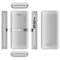 dual port Universal Portable Phone Charger Power Banks with nominal capacity 11000mAh