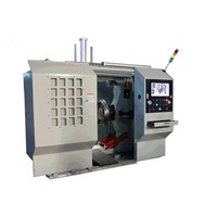 rubber machinery-high pressure testing machine
