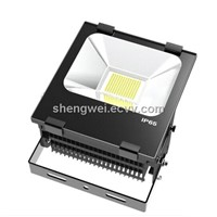 2014 New Style CE Rohs Approved CREE/Epistar/Bridgelux long life light 100w led flood led lighting