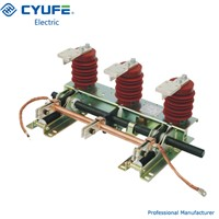 12KV Earthing switch with capacitive divider insulator