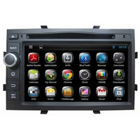 Ouchuangbo pure android 4.2 Chevrolet Cobalt audio gps radio factory price