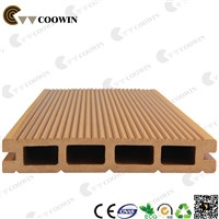 Outdoor Usage Waterproof Wood Plastic Composite Decking