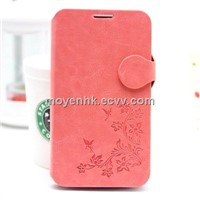 PU Leather Cover with wallet design (MY-CS7100)