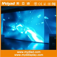 p10 outdoor full color led display for rental