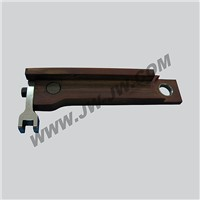 Textile Machinery Spare Parts Weave Equipment Parts Weft Feeder Sliding Piece