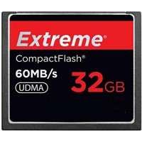 Factory Wholesale Cheap price 32GB CF Extreme 60MB/s Memory Card Free gift card reader Free shipping
