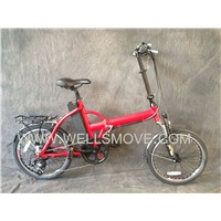 Hot sale folding electric bike/bicycle
