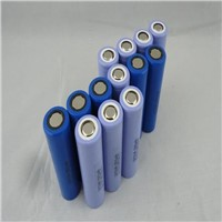 Shenzhen Battery Factory Wholesale Recharge 3.7V Li-ion 18650 Battery