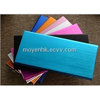 Slim power bank with LED indication (MY-PB1203)