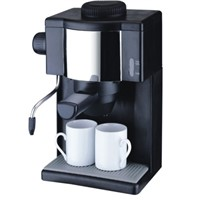 2-4 Cups Stainless Steel Coffee Maker