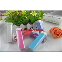 Perfume Power Bank 2600mah Portable External Battery Charger Powerbank For Mobile Phone