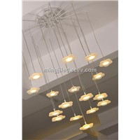 flower pendant light/ Lobby pendant lamp