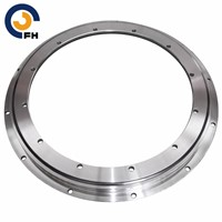 Thin Section Slewing Bearing (Flanged Type) - None Gear