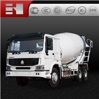 china truck howo cement mixer truck for sale