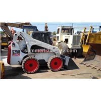 Bobcat  skid steer loader in good condition