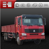 sinotruk howo 6*4 cargo truck low price for sale