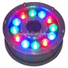 Outdoor Light 12W RGB LED Fountain Underwater Light